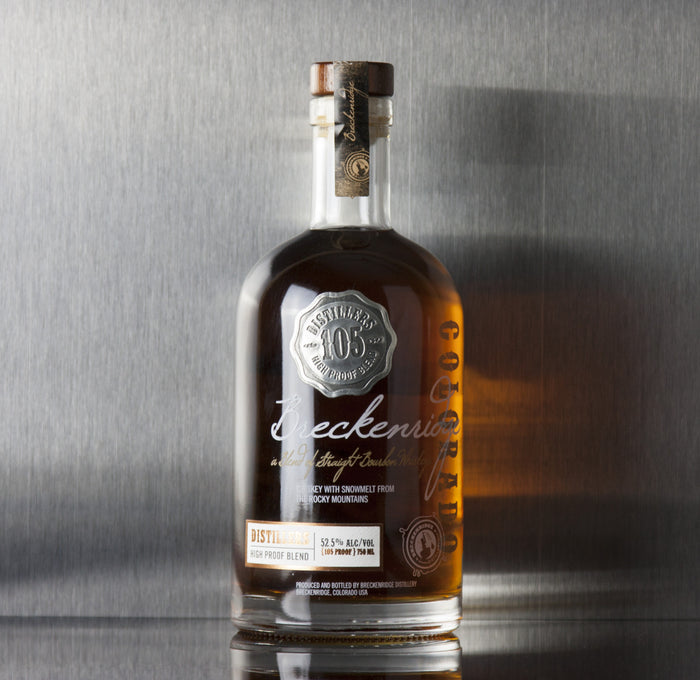 Breckenridge Distillers High Proof Blend 105