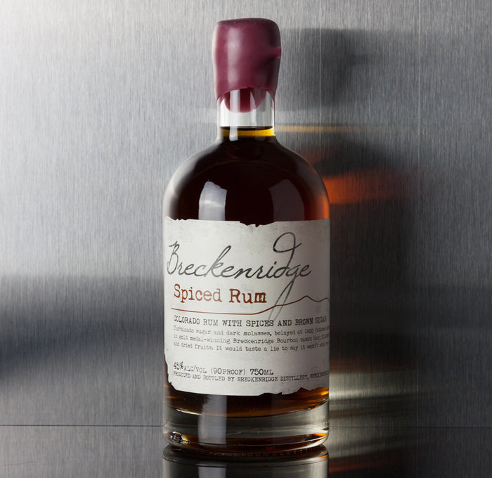 Breckenridge Spiced Rum - Breckenridge - Third Base Market & Spirits Liquor