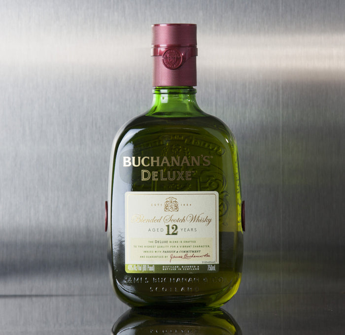Buchanan's 12 Year Scotch Whisky 750 ml
