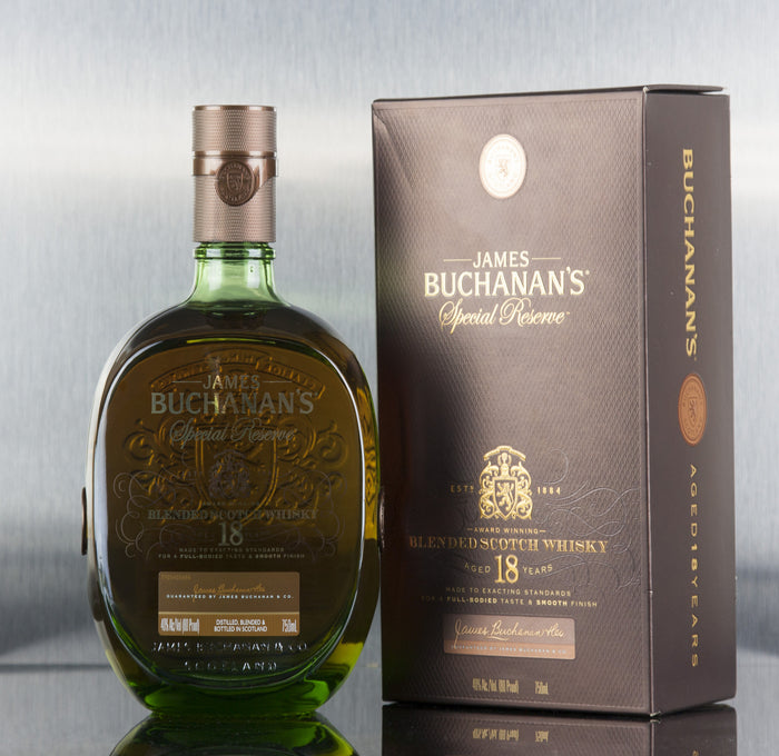 Buchanan's 18 Year Scotch Whisky 750 ml