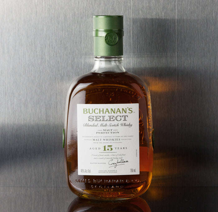 Buchanan's Select 15 Year Scotch Whisky 750 ml