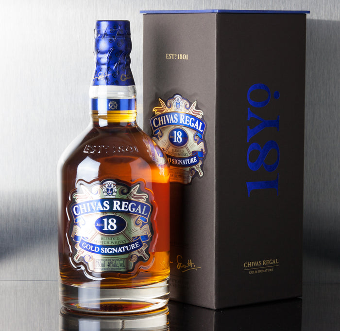 Chivas Regal 18 Year Scotch Whisky 750 ml