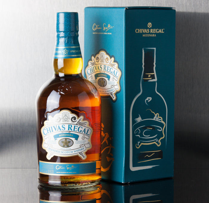 Chivas Regal Mizunara - Chivas Regal - Third Base Market & Spirits Liquor