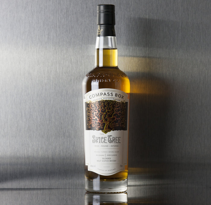 Compass Box The Spice Tree Scotch Whisky 750 ml