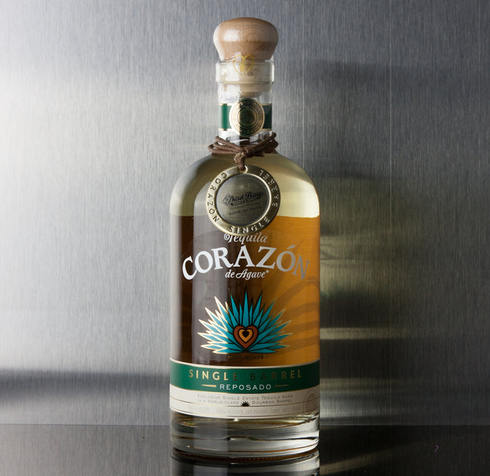 Corazon Single Barrel Reposado