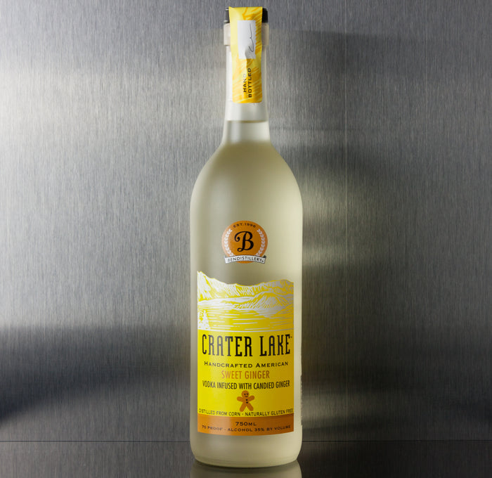 Crater Lake Sweet Ginger Vodka 750 ml