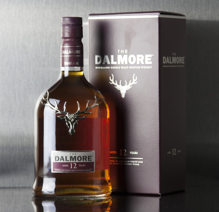 Dalmore 12 Year Single Malt Scotch 750 ml