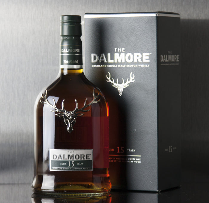 Dalmore 15 Year Single Malt Scotch 750 ml