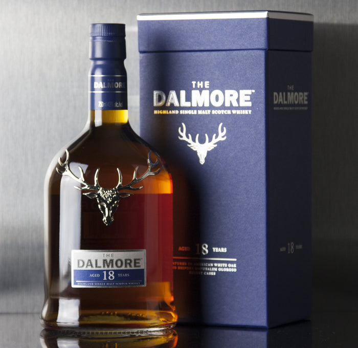 Dalmore 18 Year Single Malt Scotch 750 ml