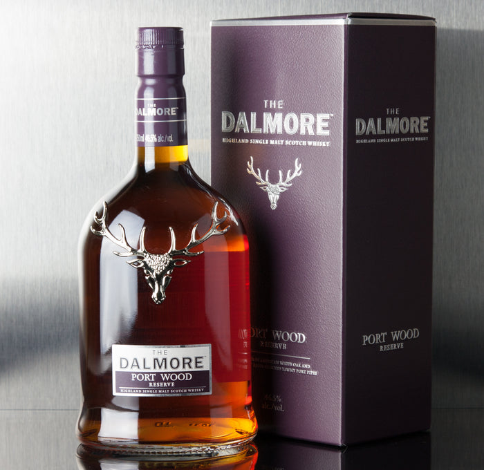 Dalmore Port Wood Reserve Single Malt Scotch 750 ml