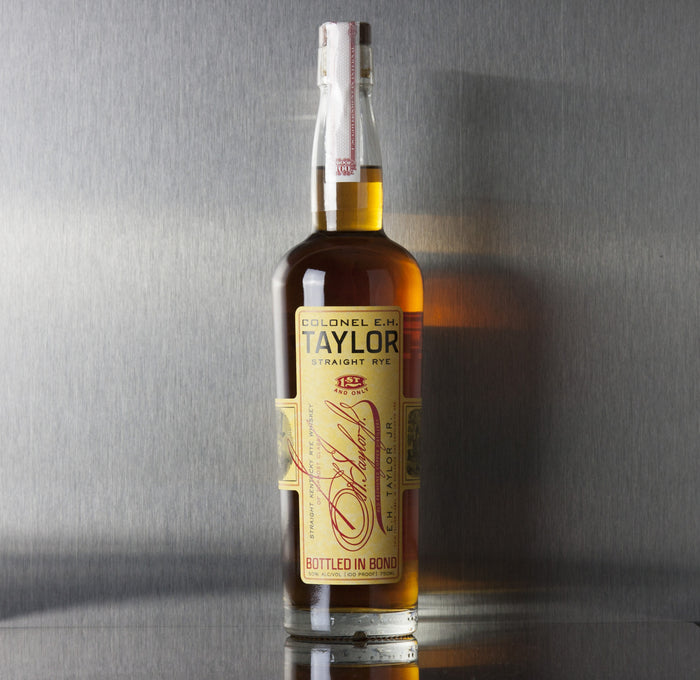 E.H. Taylor Straight Rye