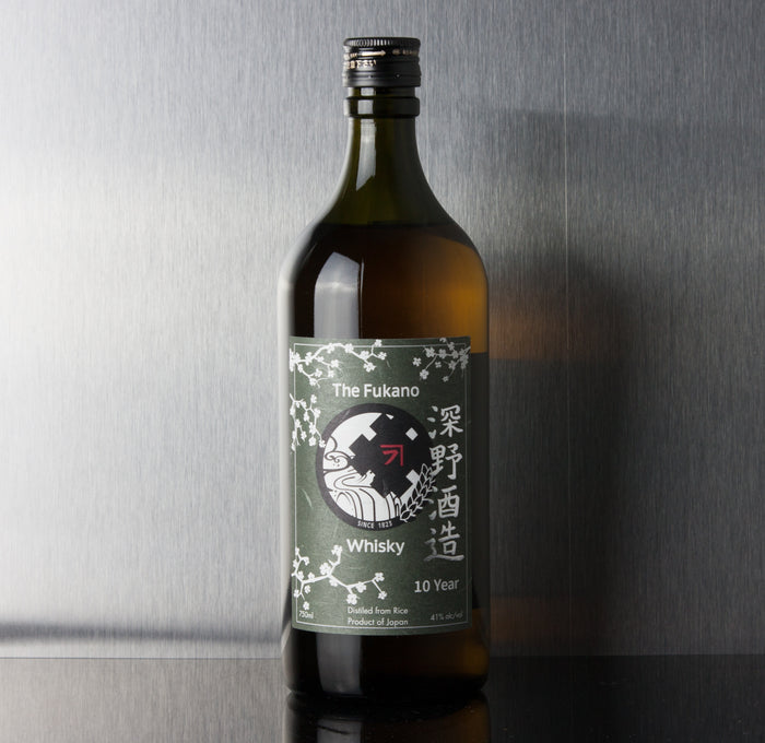 Fukano 10 Year Whisky
