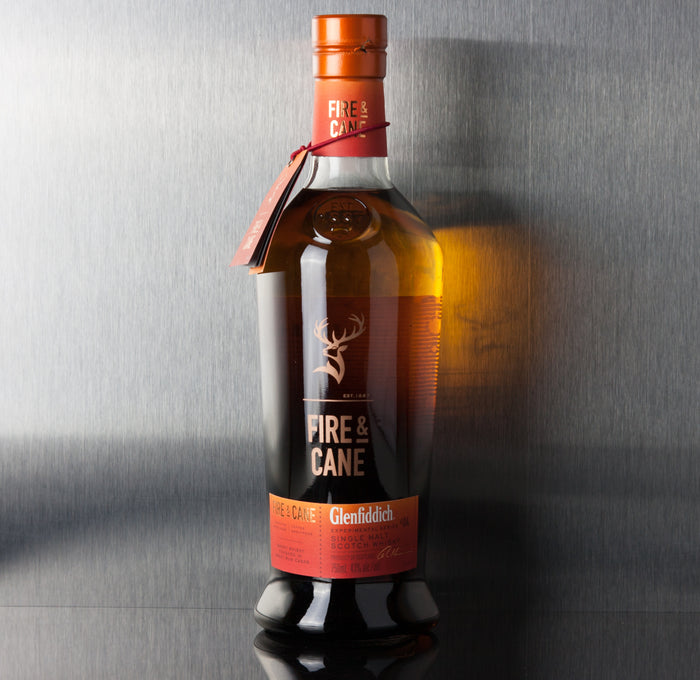 Glenfiddich Fire & Cane - Glenfiddich - Third Base Market & Spirits Liquor