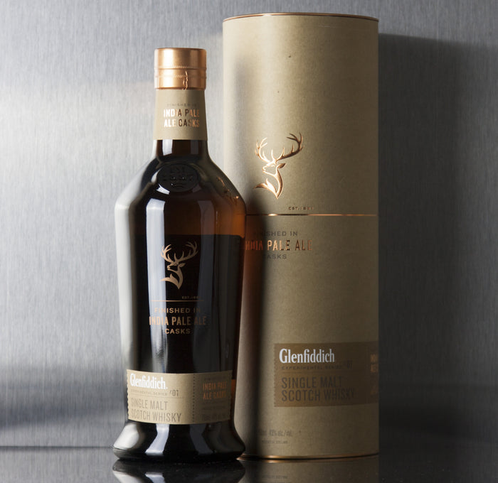 Glenfiddich Experimental Series India Pale Ale Single Malt Scotch 750 ml