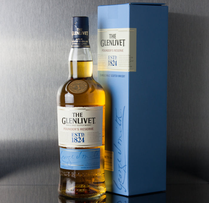 Glenlivet Founder's Reserve Single Malt Scotch 750 ml