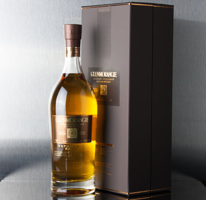 Glenmorangie 18 Year Single Malt Scotch 750 ml