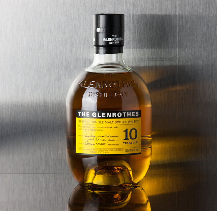 Glenrothes 10 Year - Glenrothes - Third Base Market & Spirits Liquor