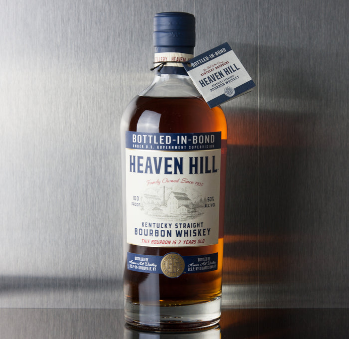 Heaven Hill Bottled in Bond 7 Year