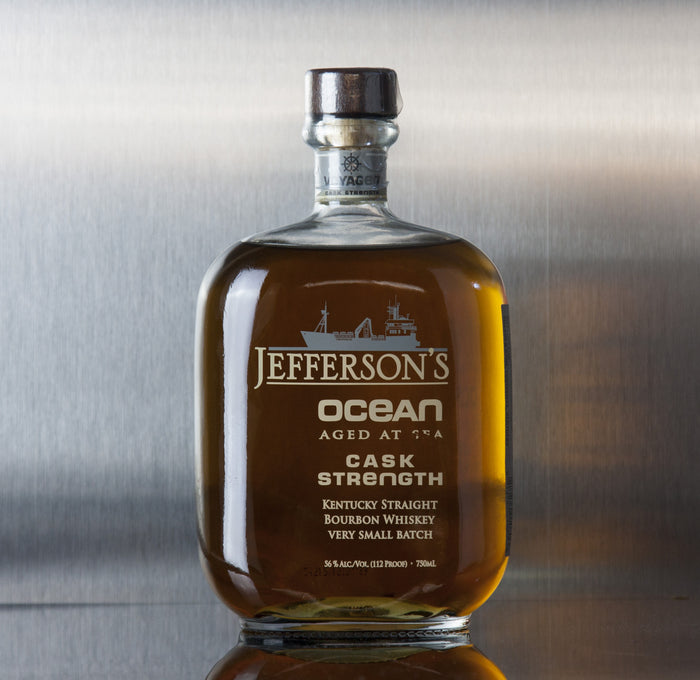0ae9d24ae29 Jefferson s Ocean Aged at Sea Cask Strength Bourbon 750 ml