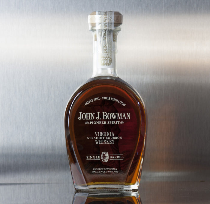 John J. Bowman Single Barrel Bourbon 750 ml
