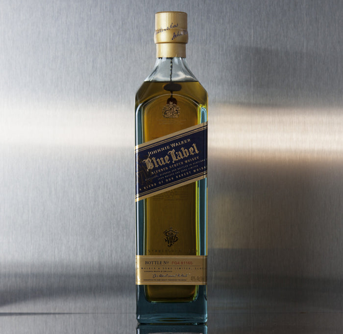 Johnnie Walker Blue Label Scotch Whisky 750 ml