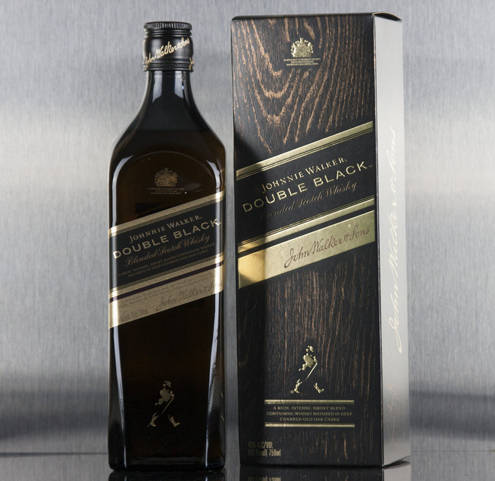 Johnnie Walker Double Black Scotch Whisky 750 ml