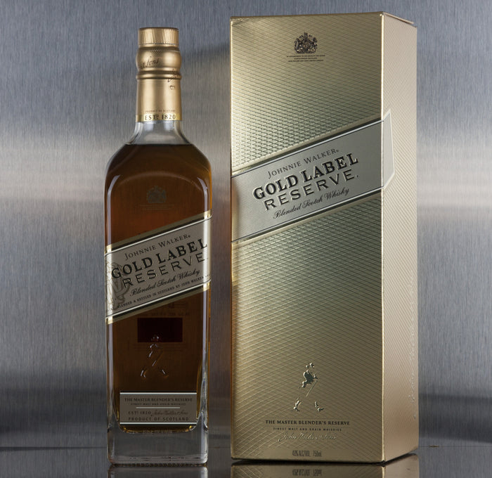 Johnnie Walker Gold Label Scotch Whisky 750 ml