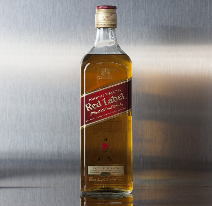 Johnnie Walker Red Label Scotch Whisky 750 ml