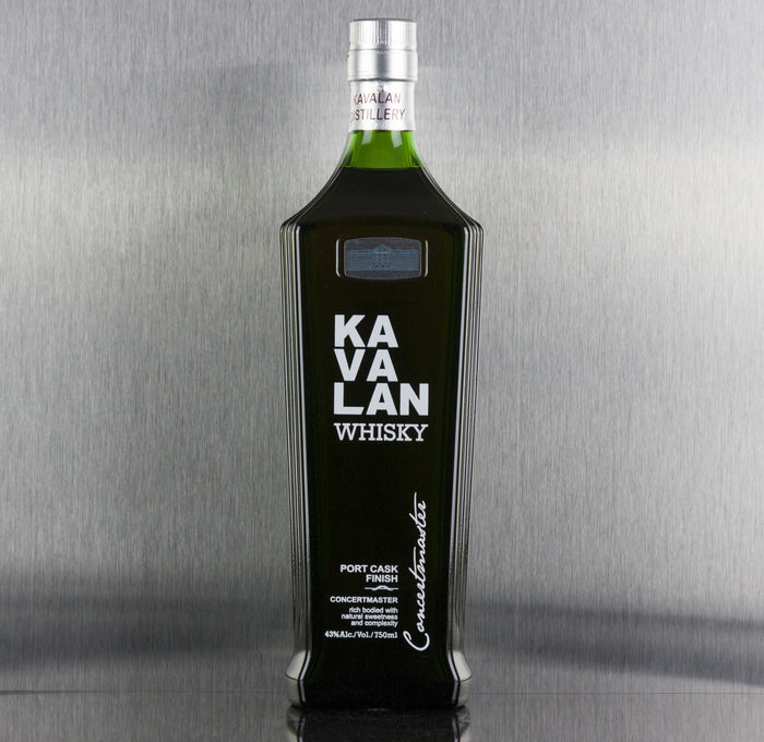 Kavalan Concertmaster Port Cask Whisky 750 ml