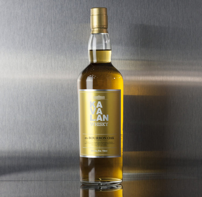 Kavalan ex-Bourbon Oak Single Malt Whisky 750 ml