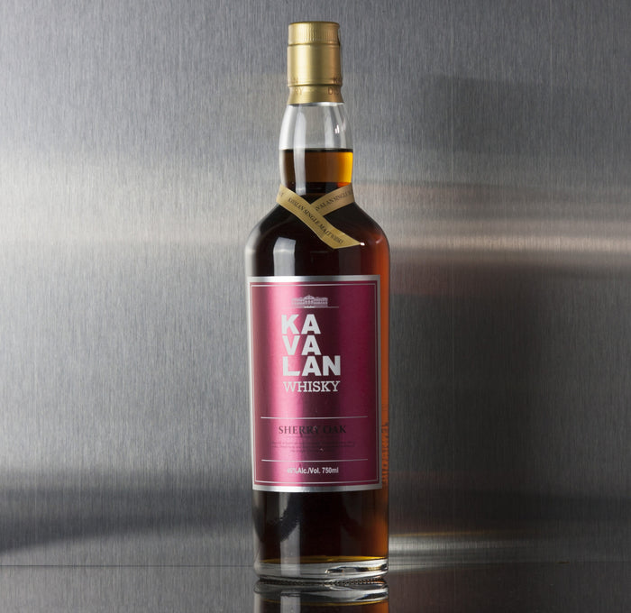 Kavalan Sherry Oak Single Malt Whisky 750 ml