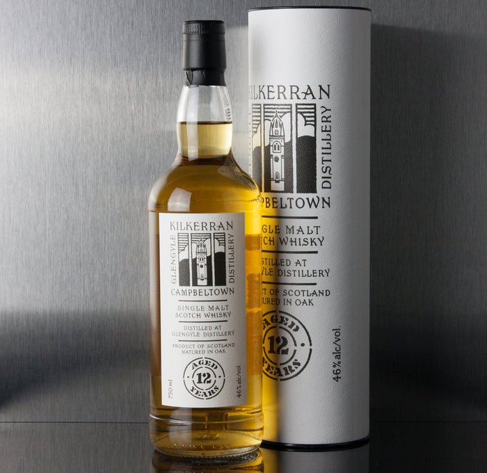 Kilkerran 12 Year Single Malt Scotch 750 ml