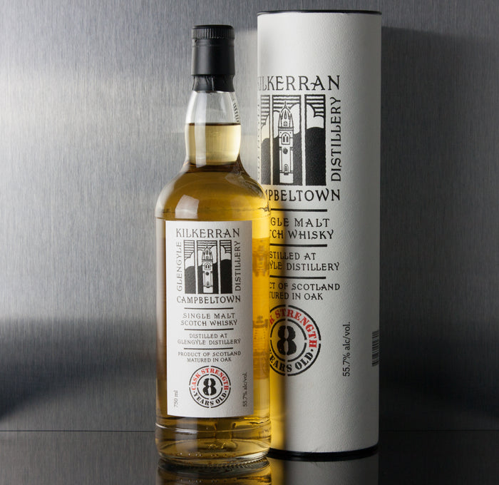 Kilkerran 8 Year Single Malt Scotch 750 ml