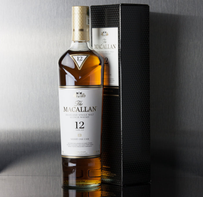 Macallan 12 Year Sherry Oak - Macallan - Third Base Market & Spirits Liquor