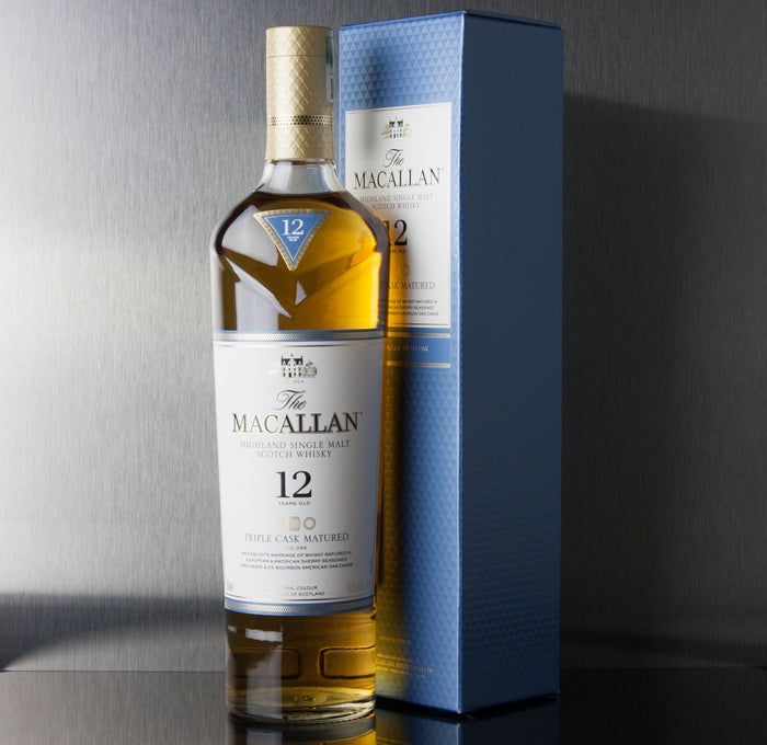Macallan 12 Year Triple Cask
