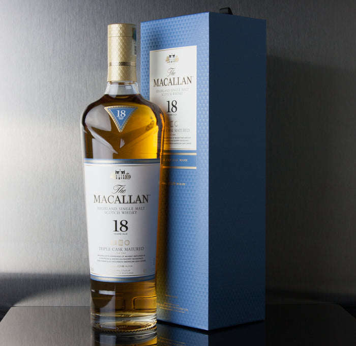 Macallan 18 Year Triple Cask
