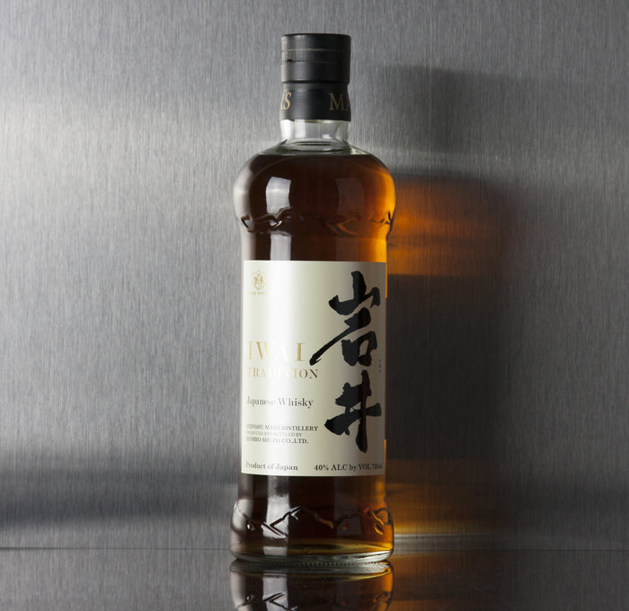 Mars Iwai Traditional Whisky Blended