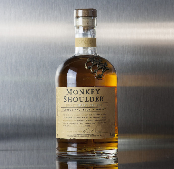 Monkey Shoulder Batch 27 Scotch Whisky 750 ml