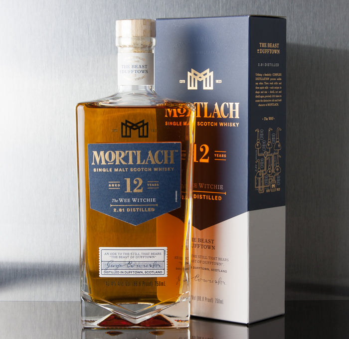 Mortlach 12 Year The Wee Witchie