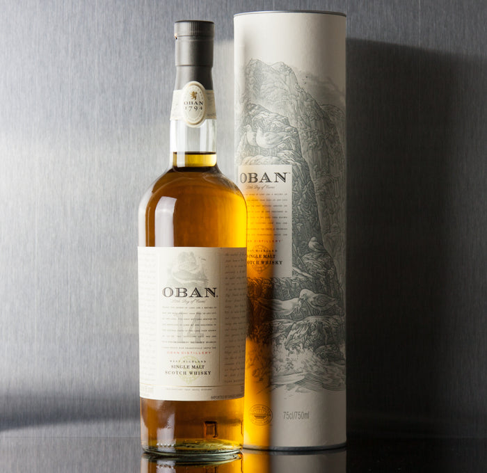 Oban 14 Year Single Malt Scotch 750 ml