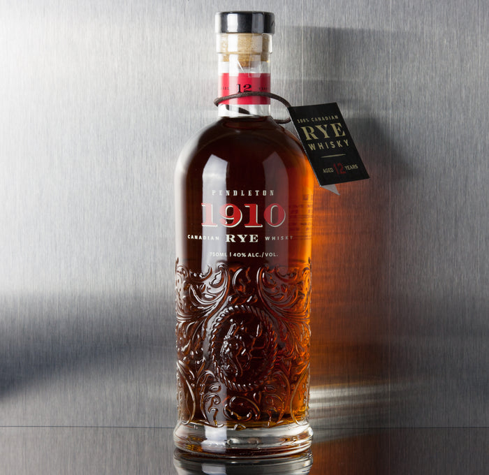 Pendleton 1910 12 Year Rye Whisky 750 ml