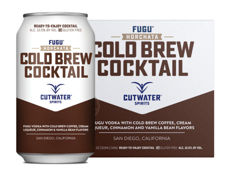 Cutwater Horchata Cold Brew 4 Pack