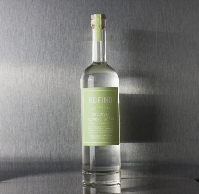 Re:Find Cucumber Vodka 750 ml