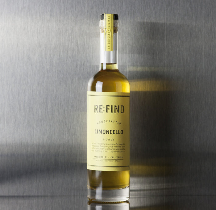 Re:Find Lemoncello Liqueur 375 ml