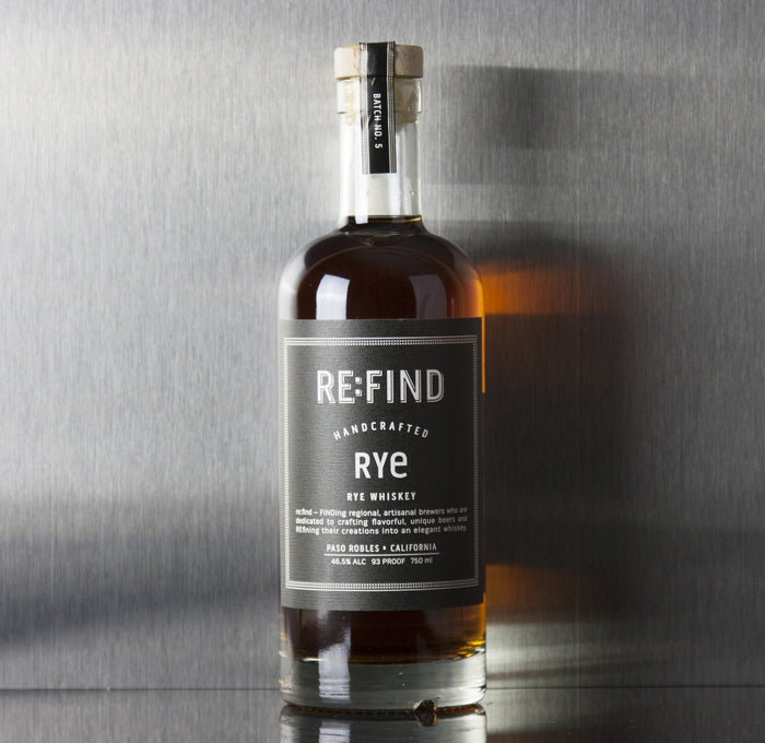 Re:Find Rye Whiskey 750 ml