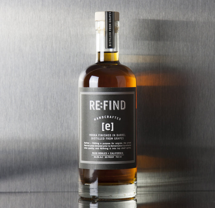 Re:Find [e] Barrel Finished Vodka 750 ml