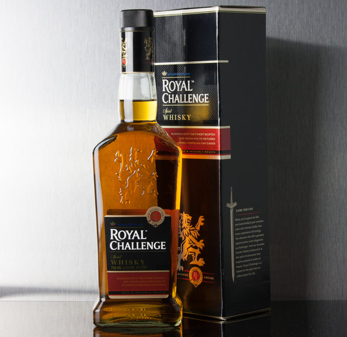 Royal Challenge Whisky