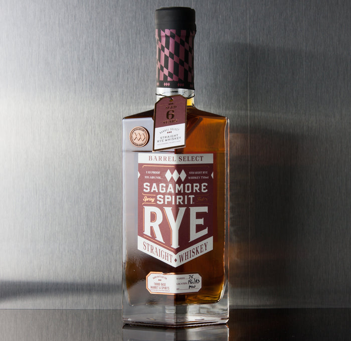 Sagamore Spirit 6 Year Rye Whiskey