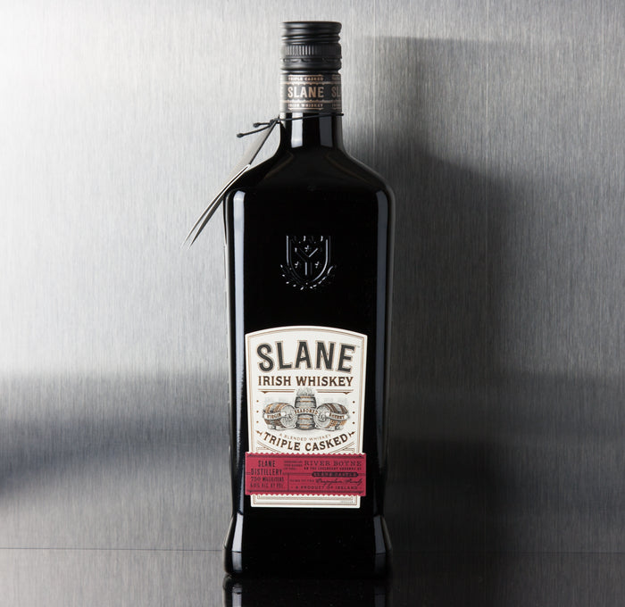 Slane Triple Casked Irish Whiskey - Slane - Third Base Market & Spirits Liquor