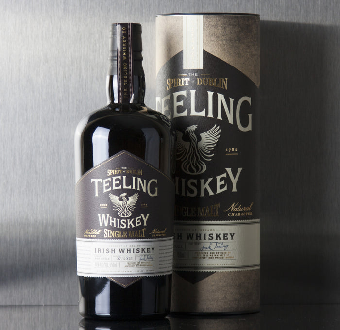 Teeling Single Malt Whiskey 750 ml